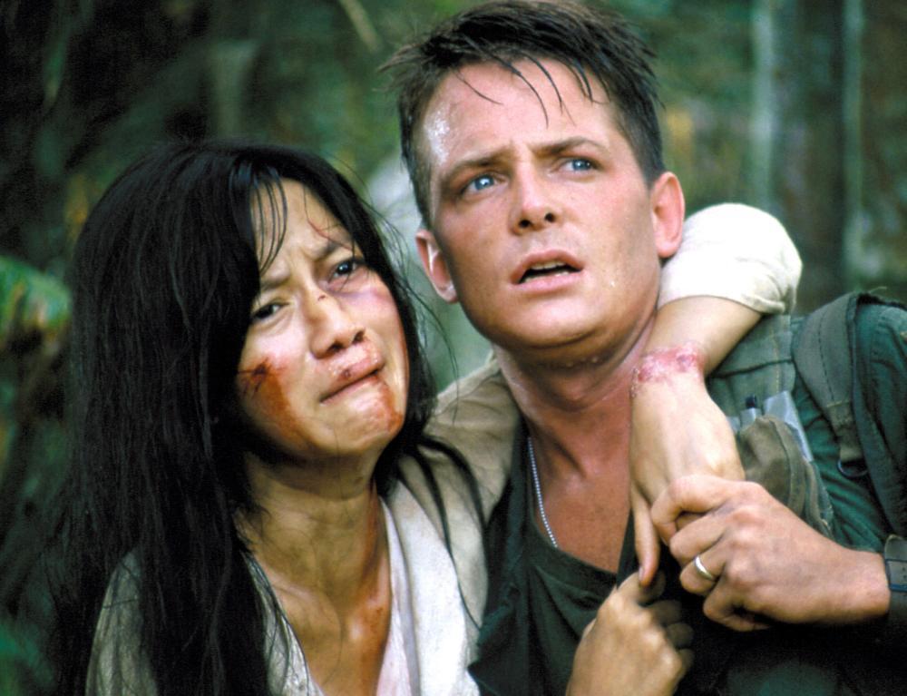 Risultati immagini per vittime di guerra film 1989