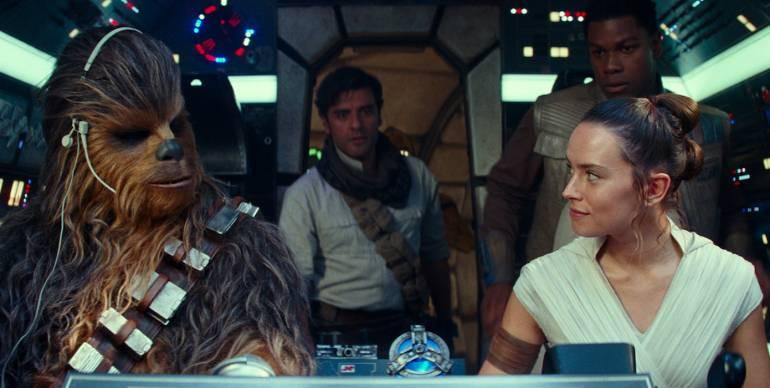 Risultati immagini per star wars l'ascesa di skywalker recensione
